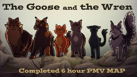 Goose and the Wren thumbnail entry (Speedpaint)