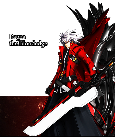 Ragna the Bloodedge poptag by BlueImpulse06 on DeviantArt