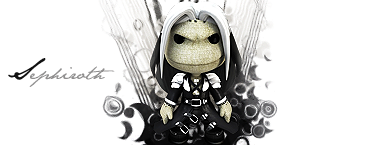 Little Evil Sephiroth sig by BlueImpulse06