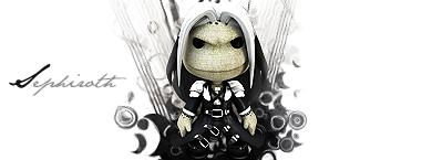 Little Evil Sephiroth sig by BlueImpulse06