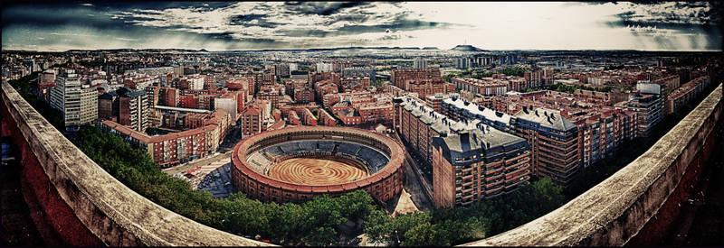 My city HDR