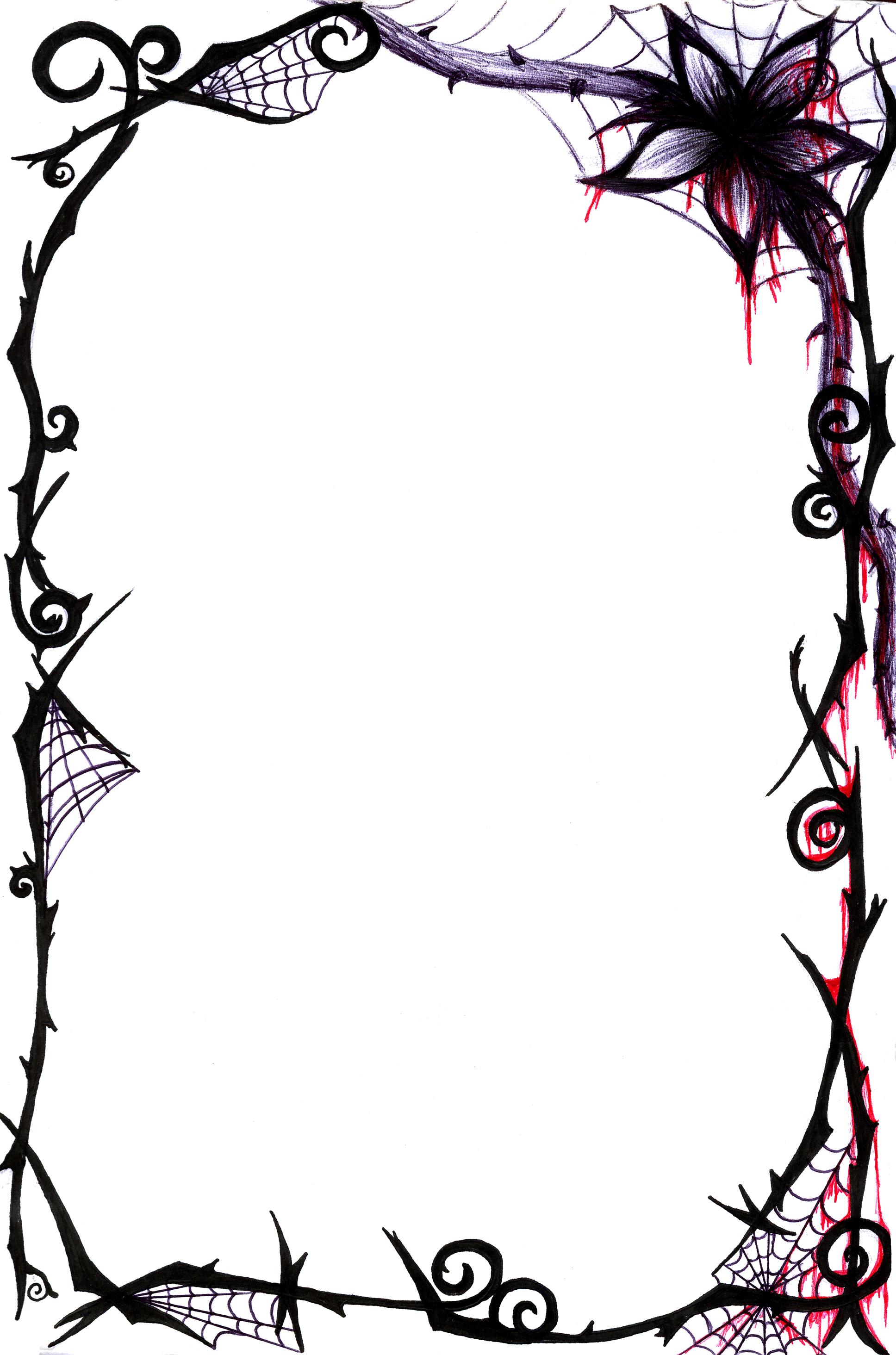 +border design+ by SiNrott on DeviantArt