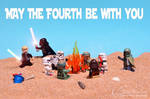 May the Fourth Be With You by Jbressi