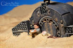 Lego The Force Awakens: A Hard Day's Dinner 2
