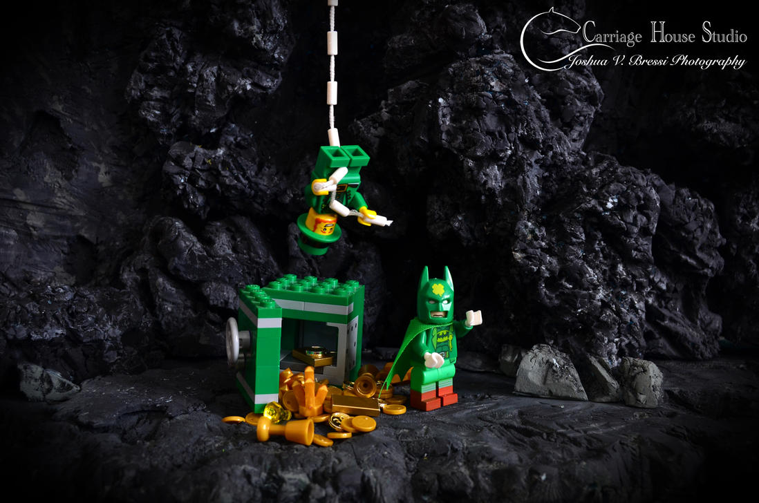 How Leprechauns Get Their Gold by Jbressi