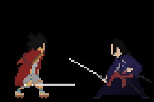Samurai Champloo Mugen/Jin by Ezyyy