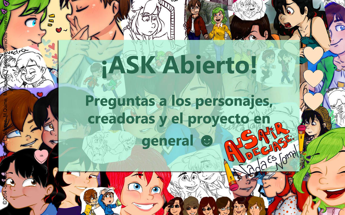 Ask abierto-Miercoles by Sikiu