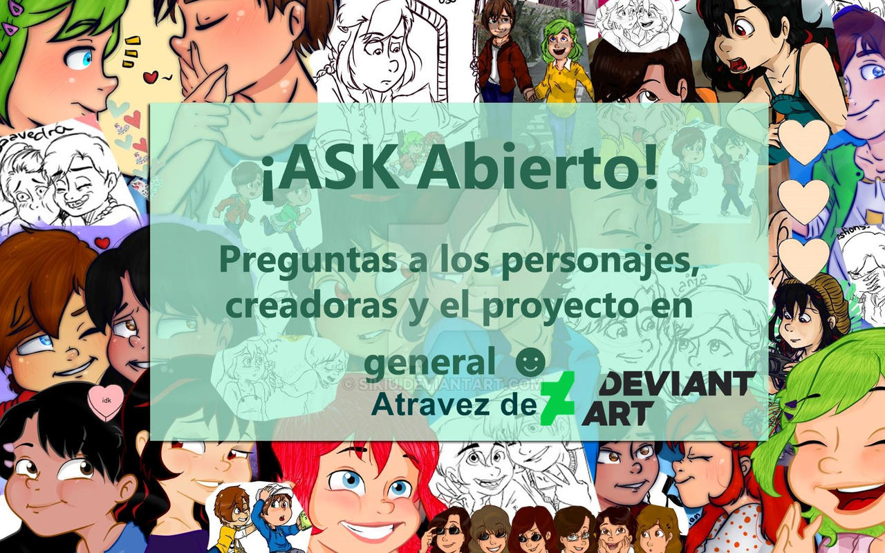 Hora de ASK! by Sikiu