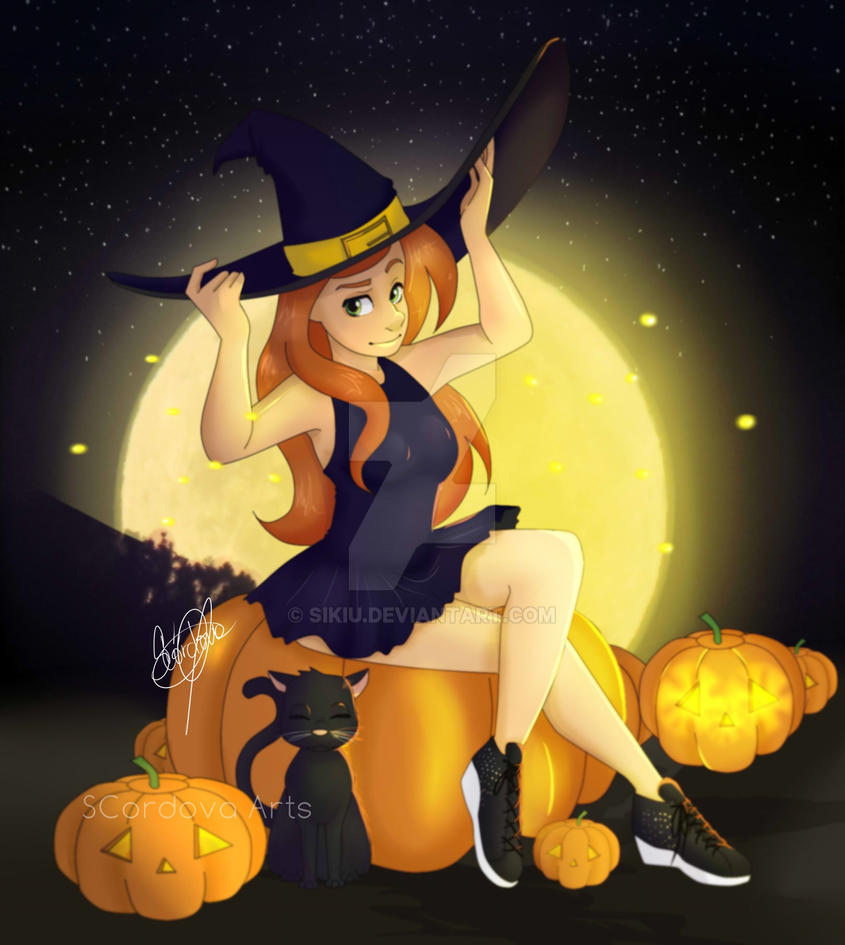 Halloween by Sikiu