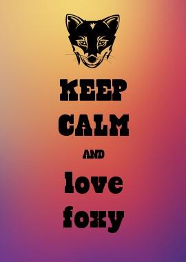 my foxy by lizthepiratefox12