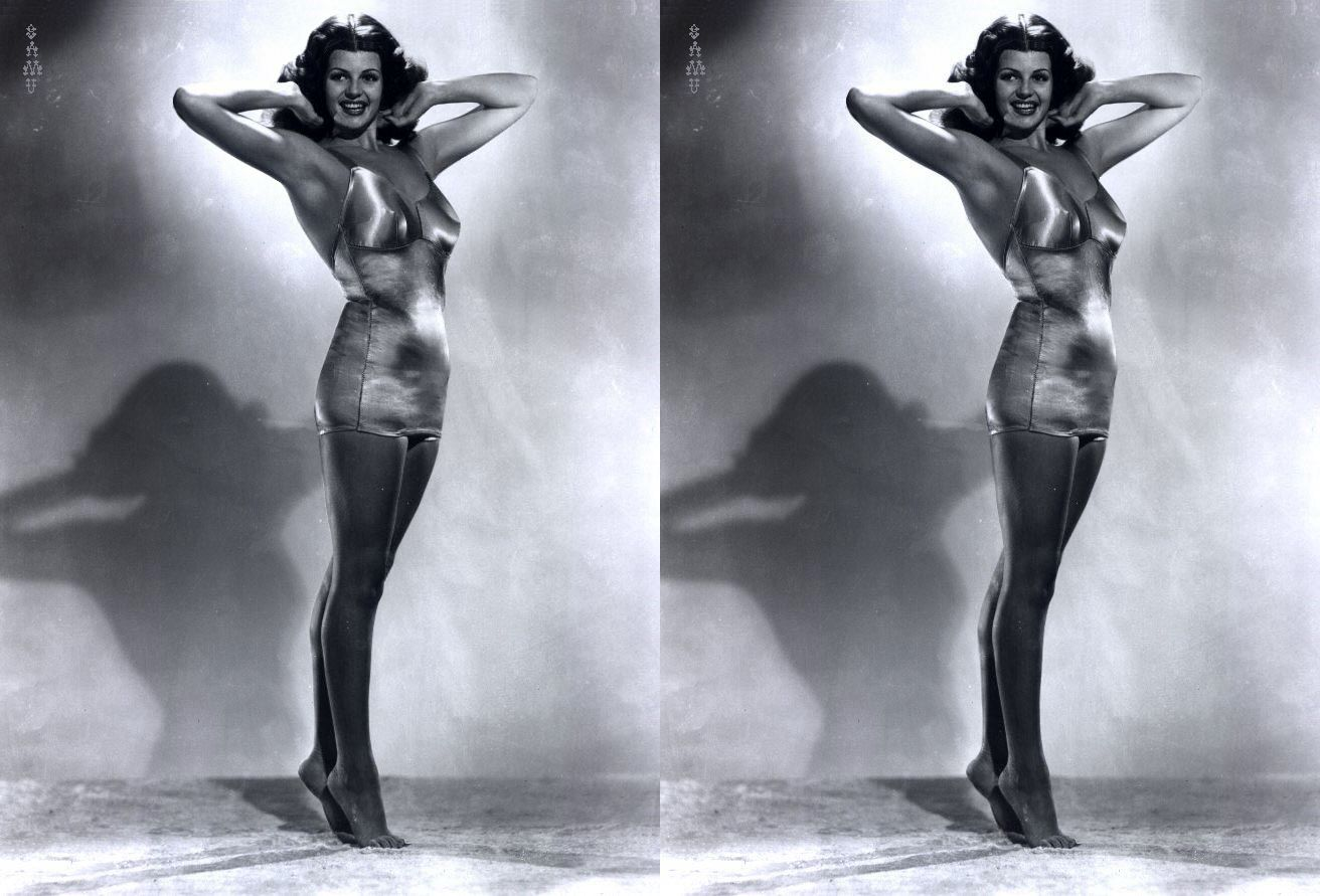 3D nue rita hayworth 3Do porno picture