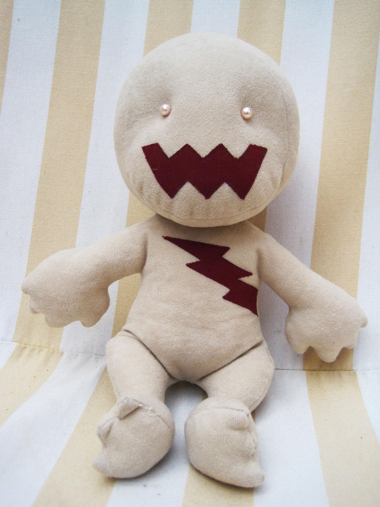 Prototype - Hunter plushie by JaninaKeks