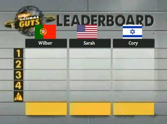 Wilber (PGL) Vs Sarah (USA) Vs Cory (ISR) by ShiningArmorPony3