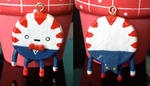 Adventure Time - Peppermint Butler Charm