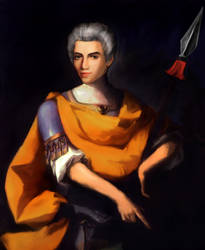 Unknown Portrait of Farinelli