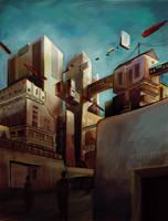 City concept 1 by saramondo