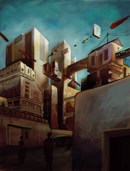 City concept 1