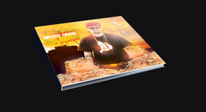 Big Boss Hip Hop CD Cover PSD Template by KlarensM