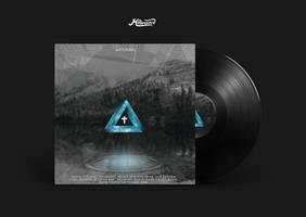Creative Artwork CD Cover PSD Template
