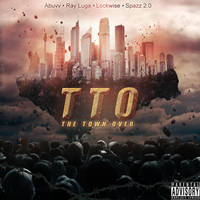 The Town Over Hip-Hop CD Cover Artwork
