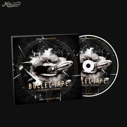 Bullets CD Cover PSD Template