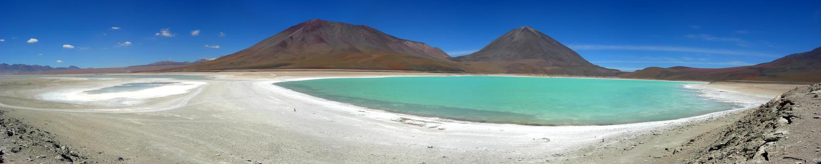 Laguna Blanca y Verde by josedrojas