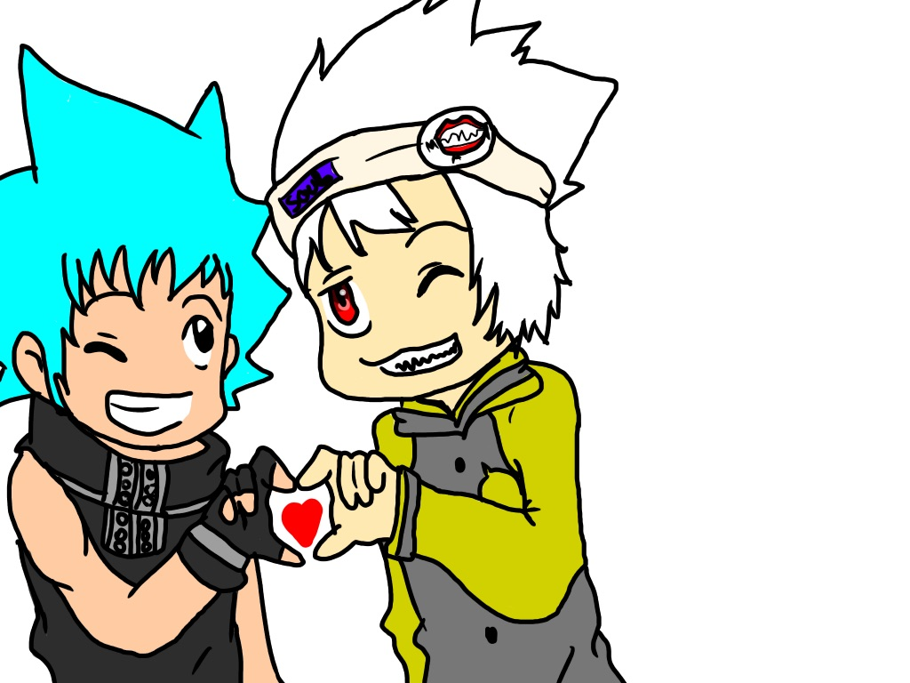 soul x blackstar by skydjgurl98 on deviantart