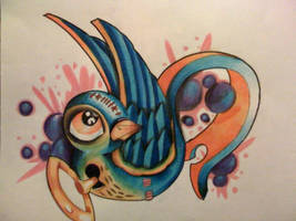 key swallow by oldboot1