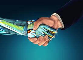 Artificial Alliance by Dark-Days