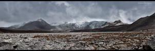 Lunana high plateau v2 by Dominion-Photography