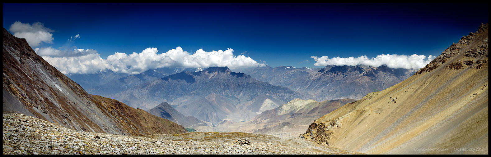 Descending from Thorung La by Dominion-Photography