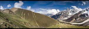 Larkya Himal
