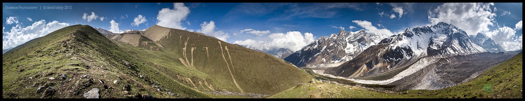 Larkya Himal by Dominion-Photography
