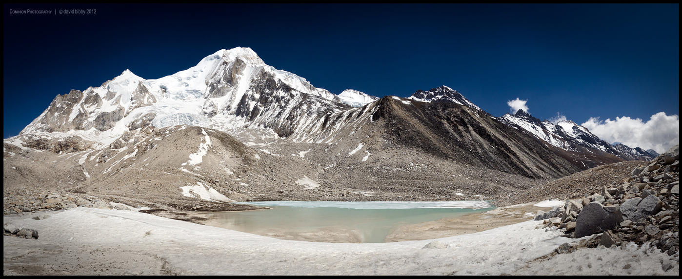 Pawar Himal by Dominion-Photography