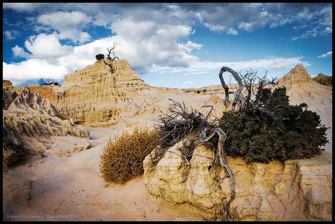 Lake Mungo by Dominion-Photography
