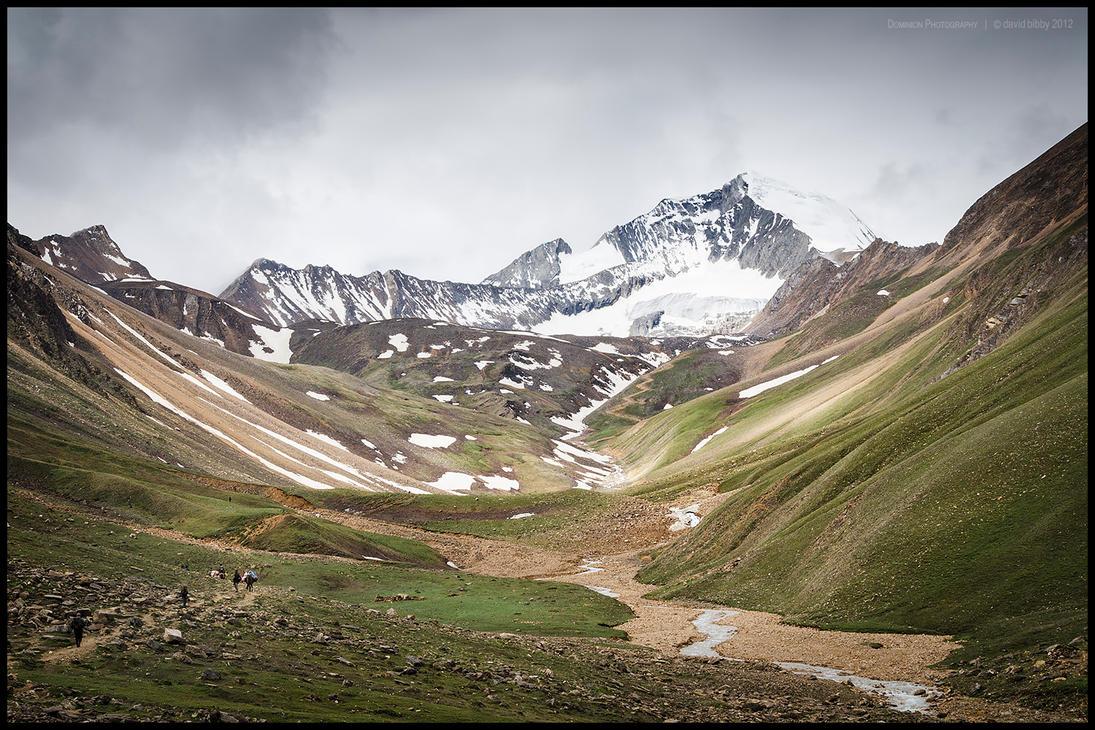 Kagmara Lek (5978m) by Dominion-Photography
