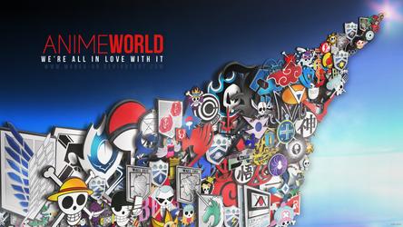 ANIME WORLD by Manga-AR