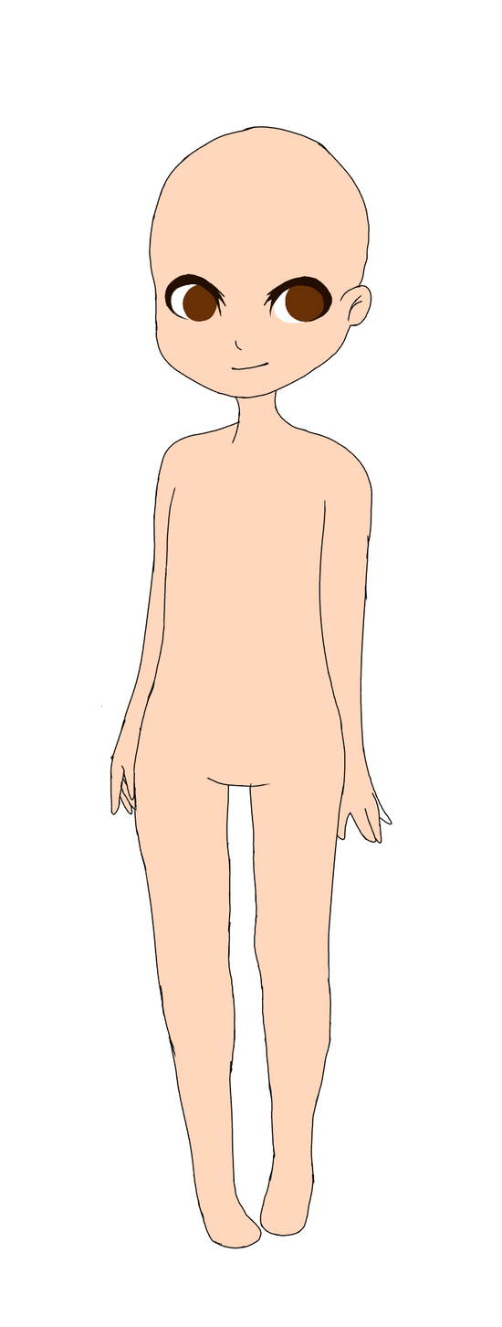 The gallery for --> Anime Male Body Base