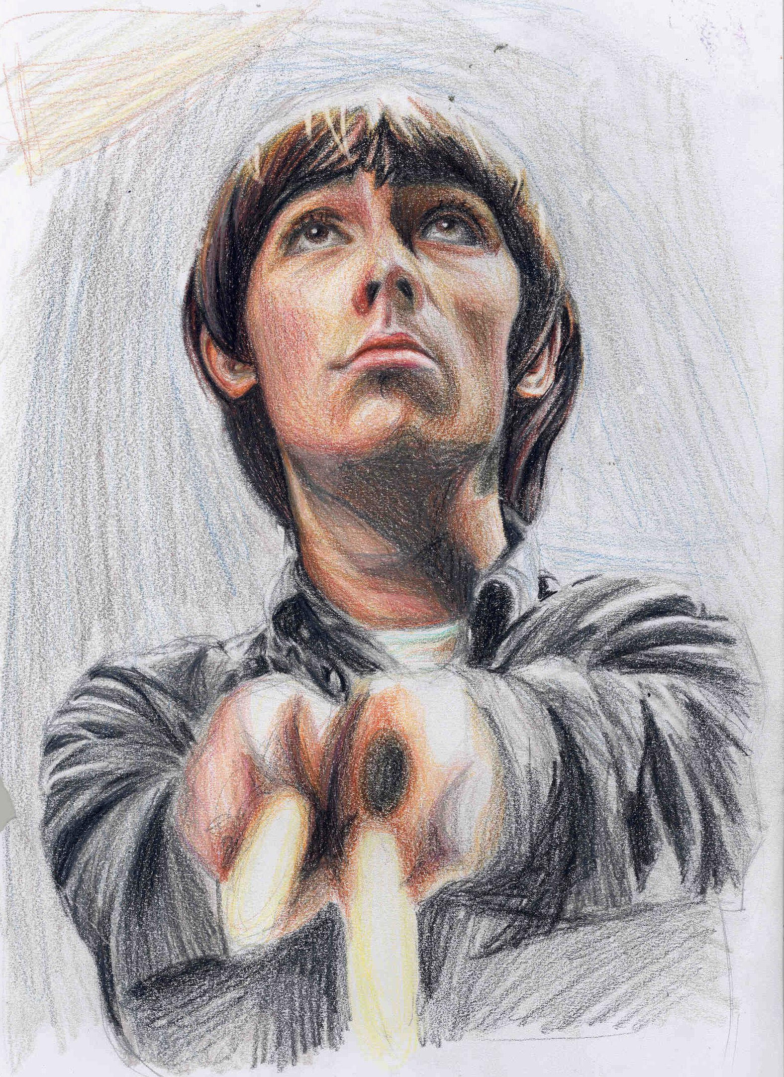Keith Moon. exam by Bitterkawaii