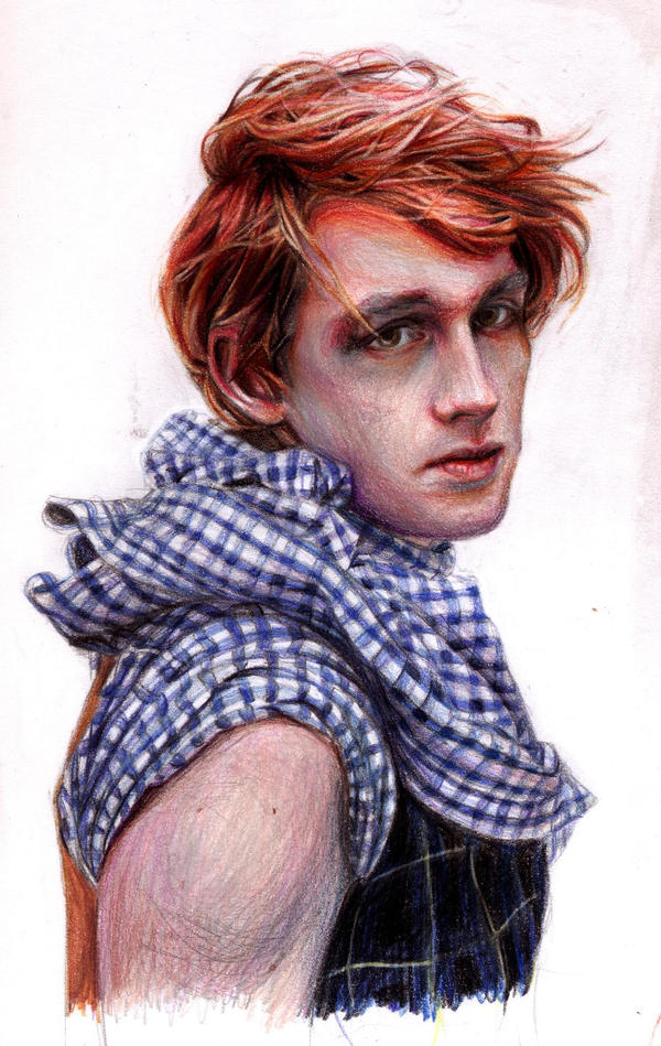 Patrick Wolf by girella on DeviantArt