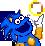 Cookie Sonic Icon