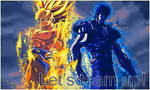 Kenshiro and Goku Signature