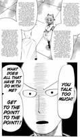 Saitama meets Emukae