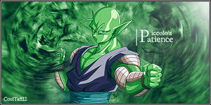 Piccolo Signature by CoolTaff12