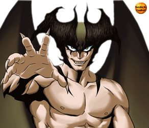 Devilman Render by CoolTaff12