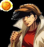 Joe Yabuki Render 2
