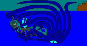 The Kraken by MLP-Is-Best-Fandom