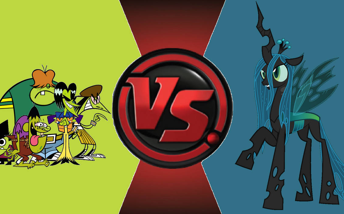 Gangreen Gang vs Major Chrysalis