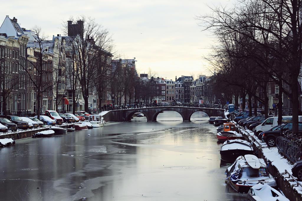 Beautiful Amsterdam by HisNameIsIrene