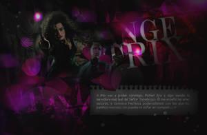 Bellatrix Lestrange // Ft. Voldi. by totallyclassic